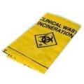 Clinical Waste Sacks 180g